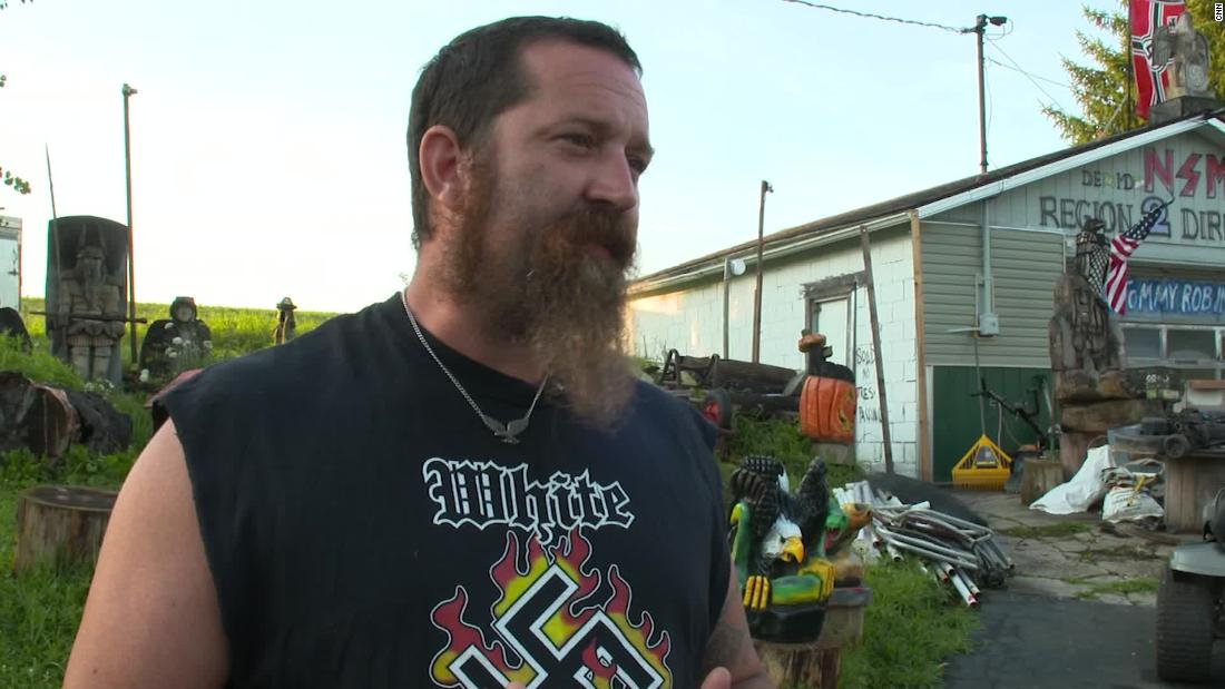 What do you do when your neighbor is a Neo-Nazi? - CNN