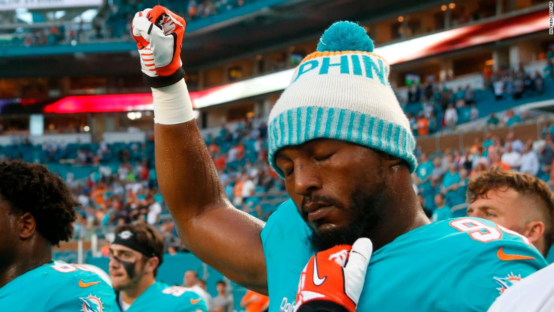 NFL players kneel, raise fists or sit out National Anthem as preseason gets in full swing