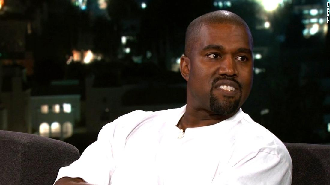 Kanye Important To Talk About Mental Health Cnn Video
