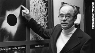 Eugene Parker, the pioneer behind the 'mission to touch the sun'