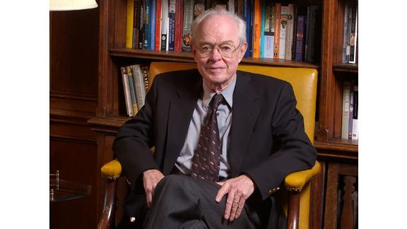 Parker is now the S. Chandrasekhar Distinguished Service Professor Emeritus at the University of Chicago.