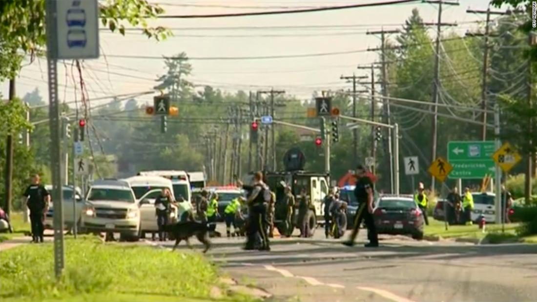 New Brunswick shooting: Man charged in killings of 4