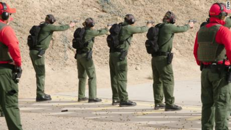 Training to be a Border Patrol agent in the age of Trump - CNN