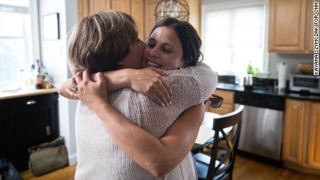 """Cindy Weissman says she is glad she could help her daughter in her time of need. """"You fight the disease, but it's a whole separate job just trying to stay on top of the insurance company,"""" the mother says."""