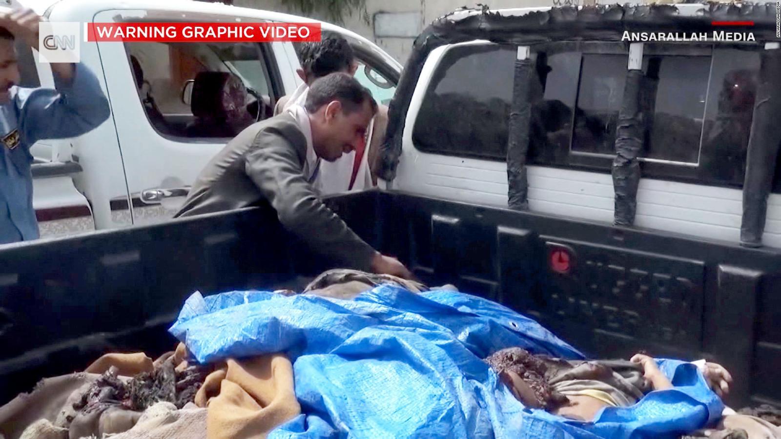 c186019b577a1b Bomb in Yemen school bus strike was US-supplied - CNN