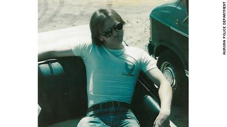A photo of Alexander Christopher Ewing from the early 1980s, courtesy of the Aurora, Colorado, Police Department.