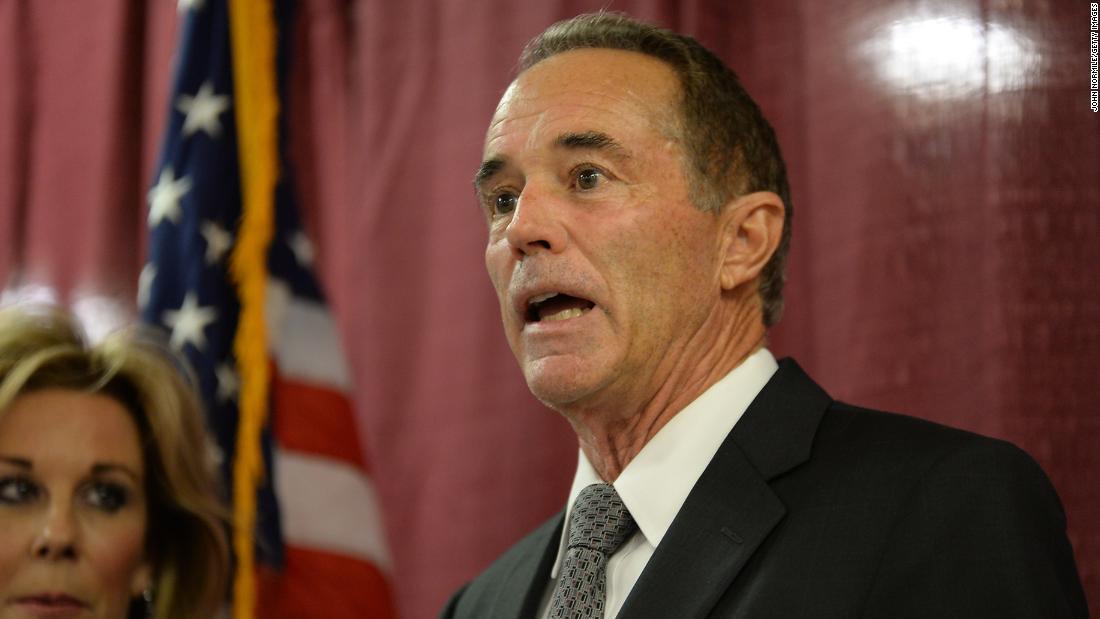 Ehemalige Rep. Chris Collins Verurteilung zu 26 Monaten Gefängnis im insider-trading-Fall