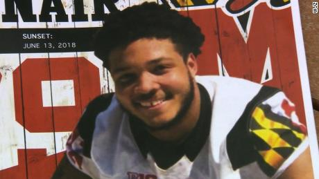 Maryland football player who died from heat stroke needed cold immersion therapy, report says