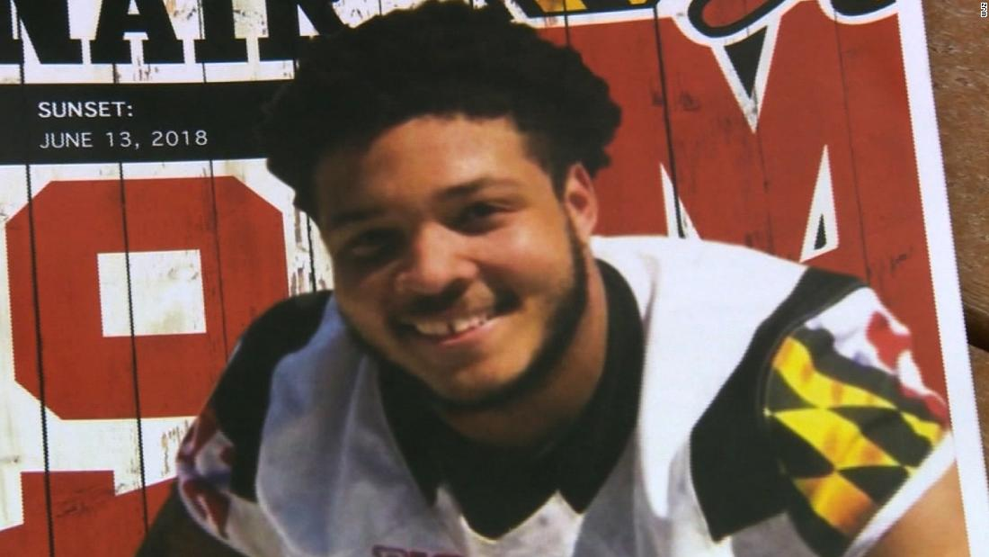 Maryland football player who fell fatally ill needed quicker care, report says