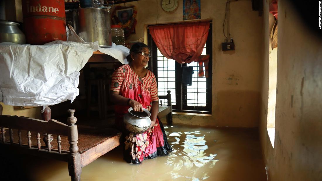 'Unprecedented' floods in Indian tourist hotspot kill dozens; 40,000 evacuated