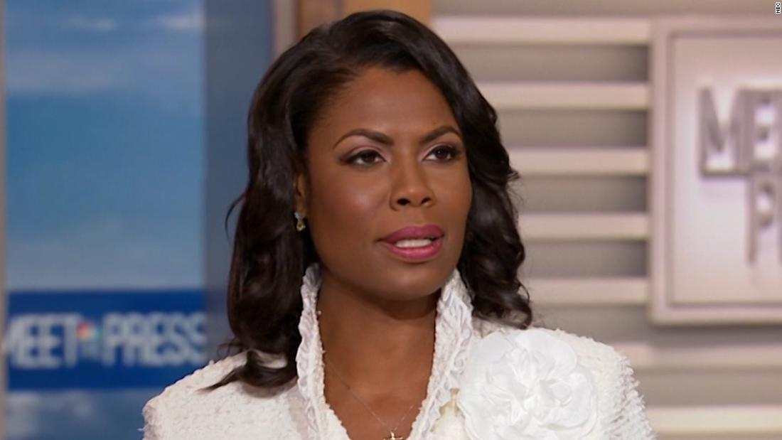 Listen to Omarosa being fired by John Kelly - CNN Video