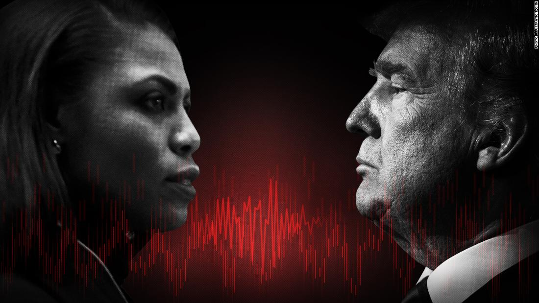 Donald Trump's Omarosa obsession is telling
