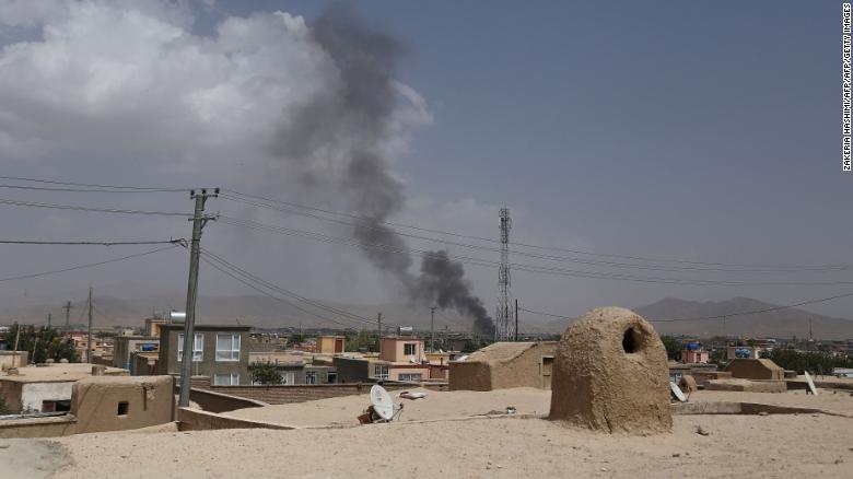 سي این این: د افغانستان جګړه، له هېرېدو تر سترګو پټولو