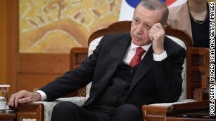 Turkey's Erdogan defiant in the face of US tariffs, sanction threats