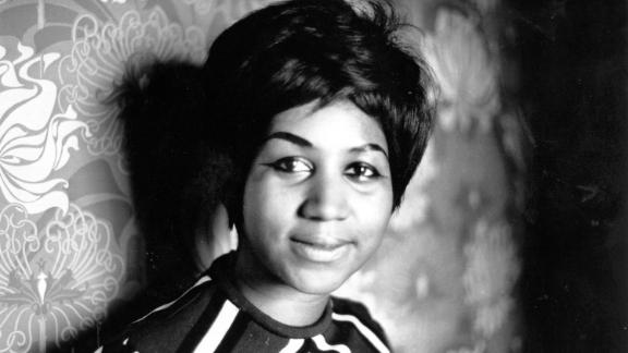 The list of artists whose recordings were lost in the fire includes Aretha Franklin.