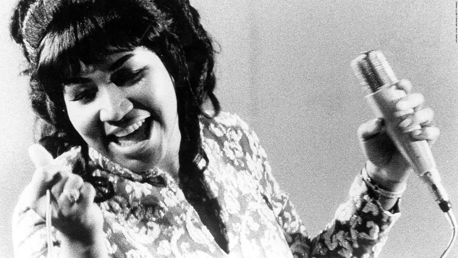 El Mejor Legado De Aretha Franklin Según Ella Misma Cnn Video