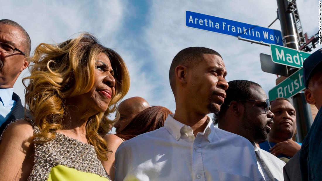 Aretha Franklin Fast Facts - CNN