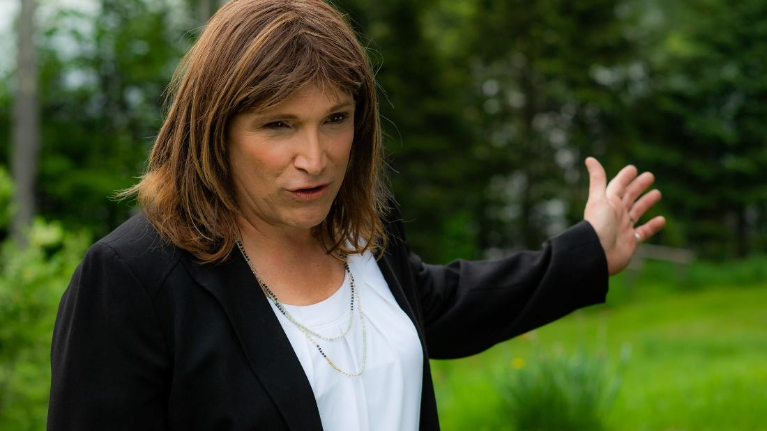 Transgender Governor Nominee Christine Hallquist