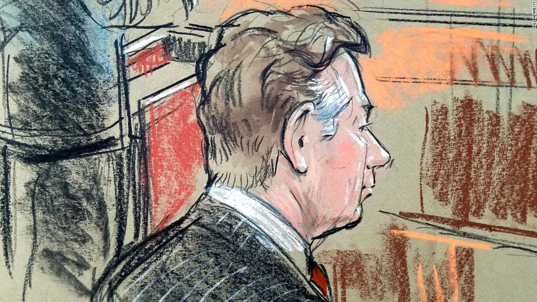 Defense rests in Paul Manafort trial; closing arguments Wednesday