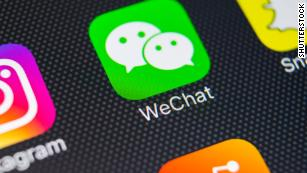 University of California tells students not to use WeChat, WhatsApp in China