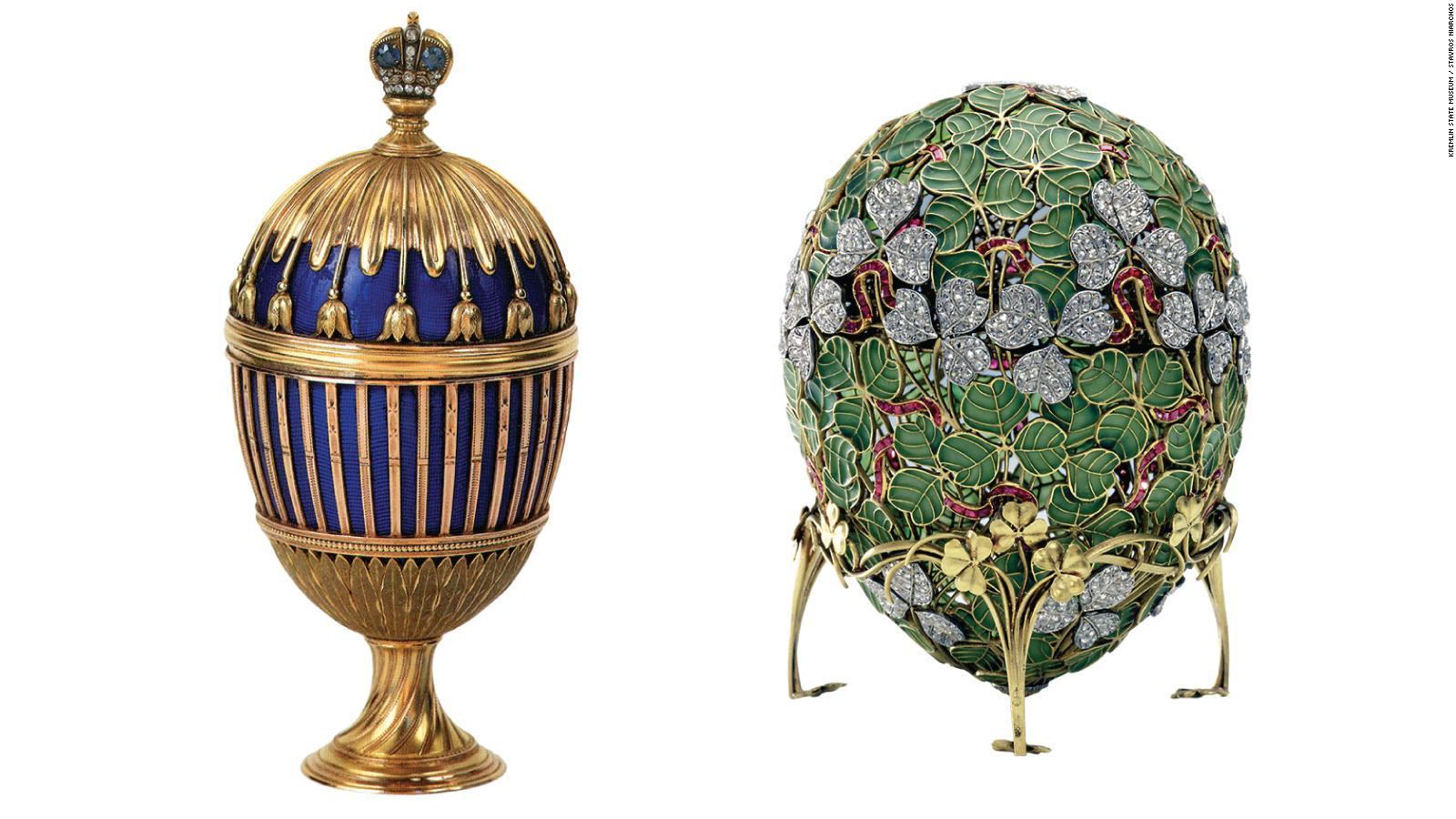 All Faberge Eggs Photos