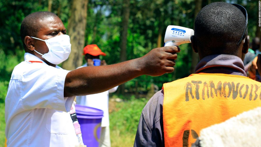 Ebola 2018: 78 cases in Congo, 44 deaths, 10 health workers infected