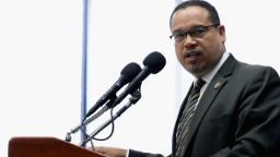 Minnesota Attorney General Keith Ellison to take lead in George Floyd case