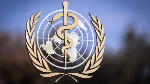 "The logo of the World Health Organization (WHO) is pictured on the facade of the WHO headquarters on October 24, 2017 in Geneva. The head of the World Health Organization on October 22, 2017 reversed his decision to name Zimbabwe's President Robert Mugabe a goodwill ambassador, saying it was in the ""best interests"" of the UN agency. / AFP PHOTO / Fabrice COFFRINI        (Photo credit should read FABRICE COFFRINI/AFP/Getty Images)"