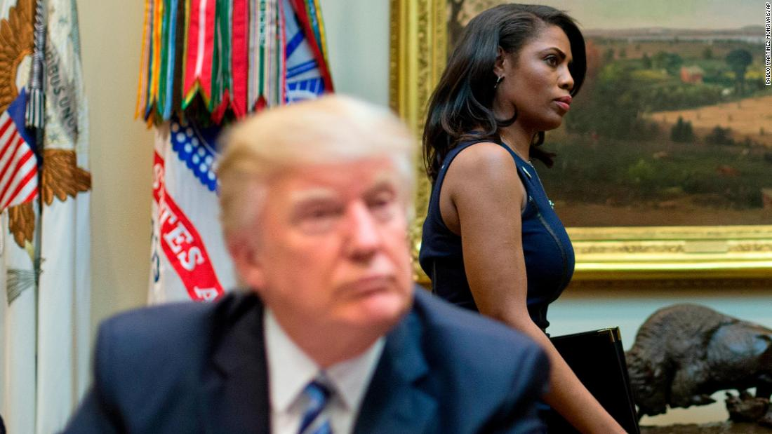 Current Status: Omarosa's scorched-earth tell-all is a rare public breach of Trump's loyalty test