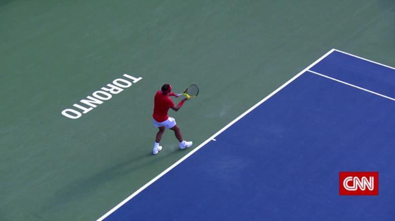Rafael Nadal keeps winning, lifts 4th Rogers Cup