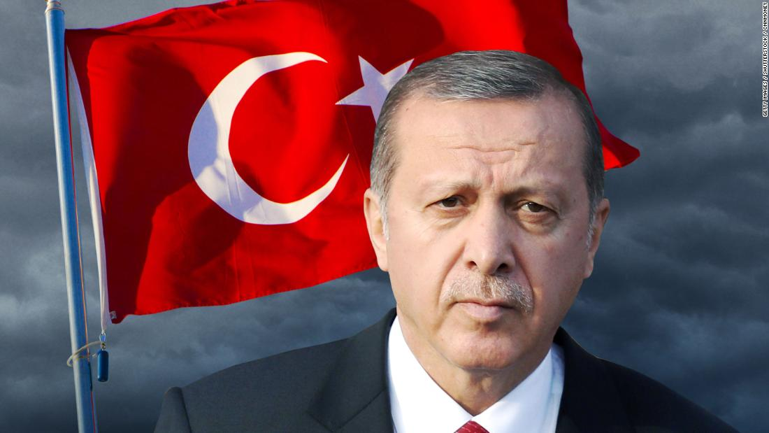 Turkey's Erdogan pledges boycott on US electronics