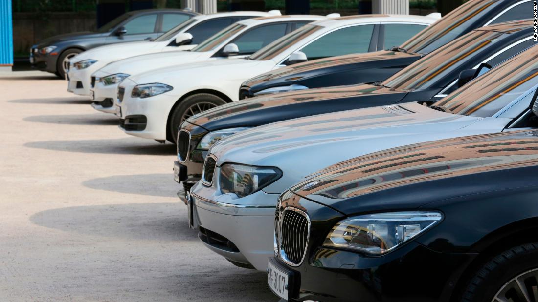 S Korea is banning thousands of BMWs