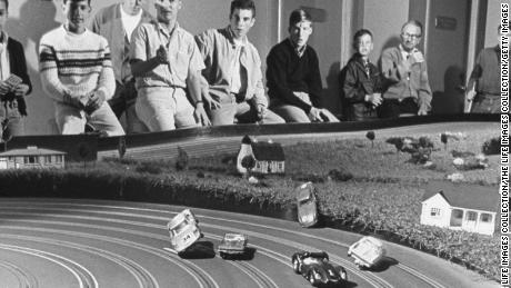 Slot car racing: You're never too old to enjoy this pursuit