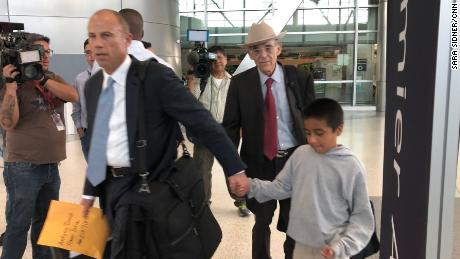 How Michael Avenatti helped a 9-year-old Guatemalan boy make it back to his mother
