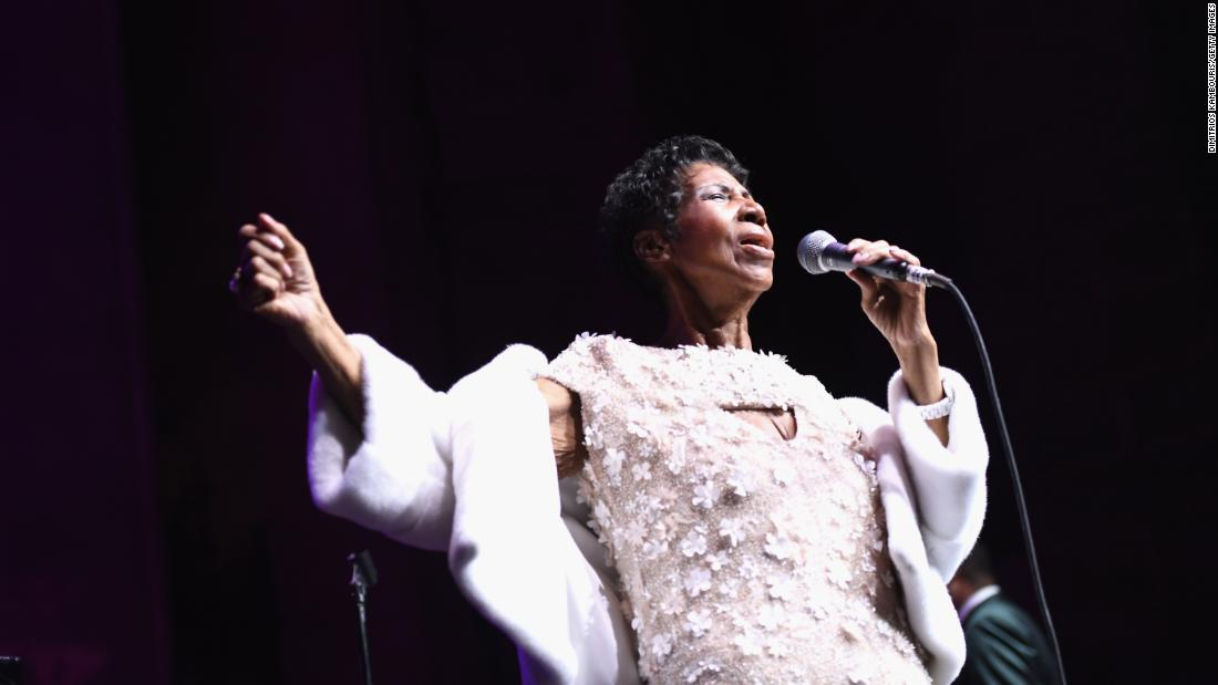 7 things you should know about Aretha Franklin - CNN Video