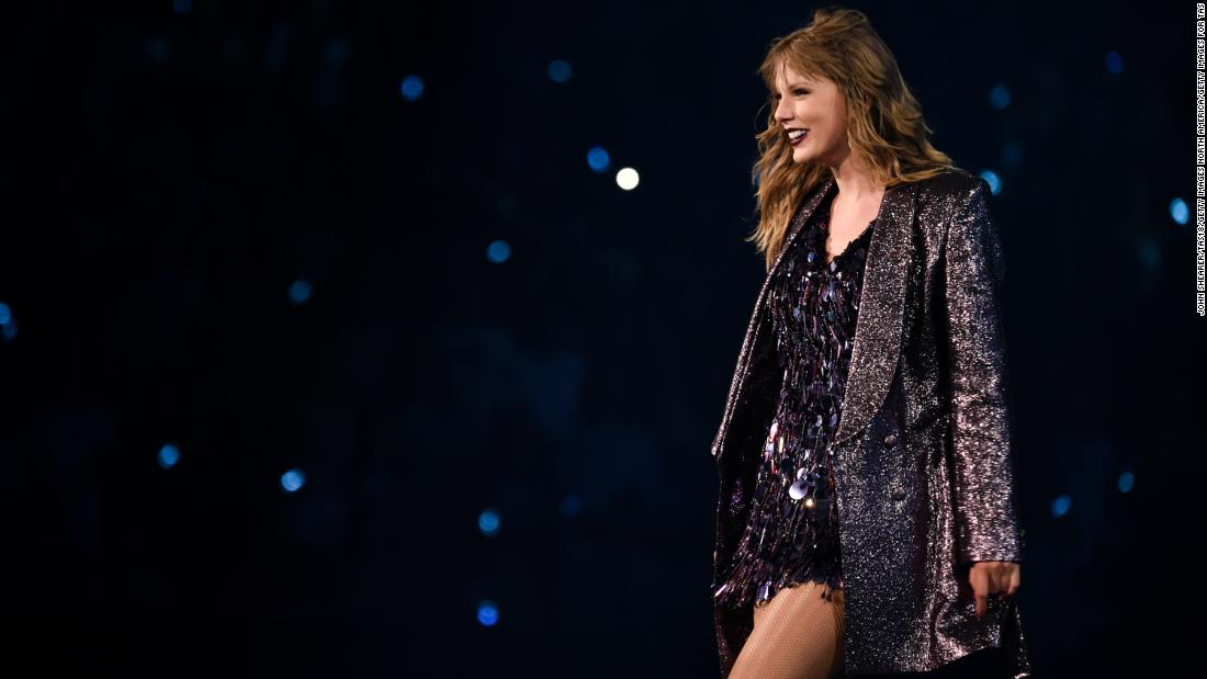 Taylor Swift marks anniversary of her court victory