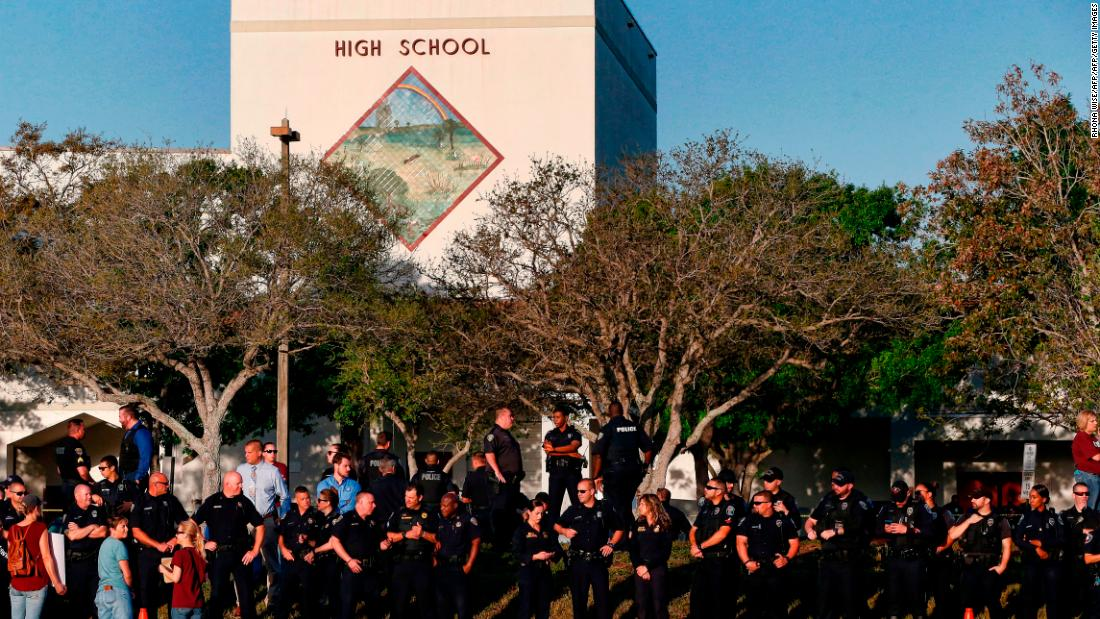 Second Parkland student dies in an apparent suicide