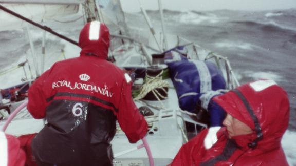 The Whitbread Round the World Race, now known as the Volvo Ocean Race, began in 1973 and takes place every three years.