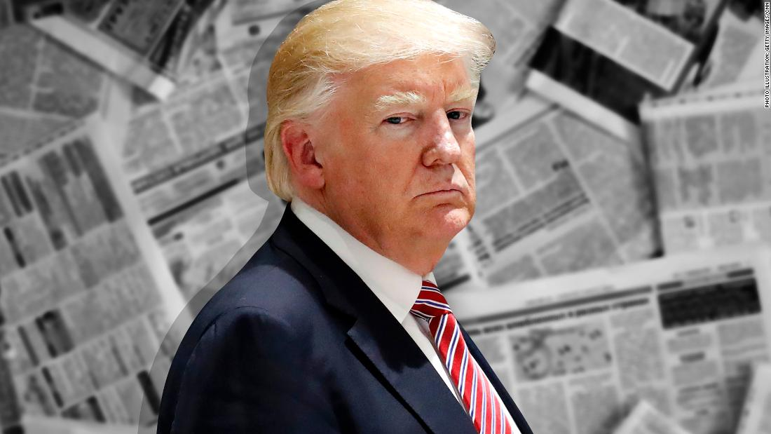 These are the newspapers telling Trump that journalists are not the enemy