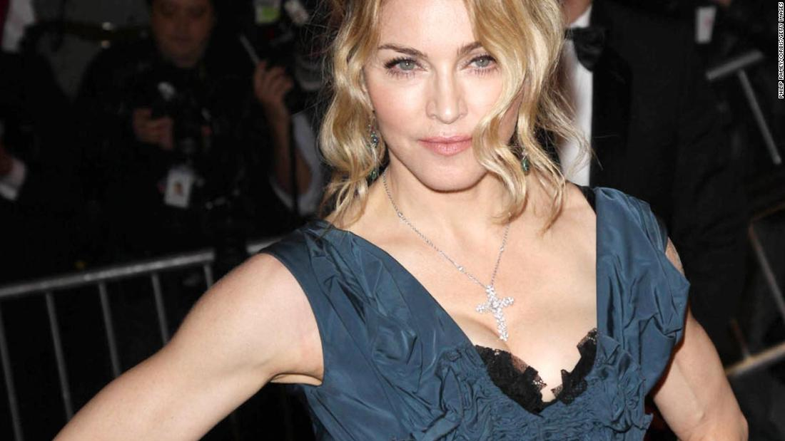 Madonnas Fashion History On Her 60th Birthday Cnn Style