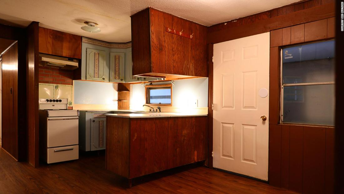 You can own Elvis Presley's mobile home