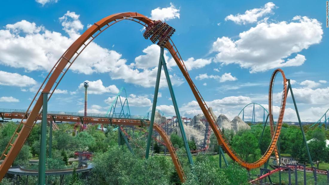 Canada is going for a record-setting coaster