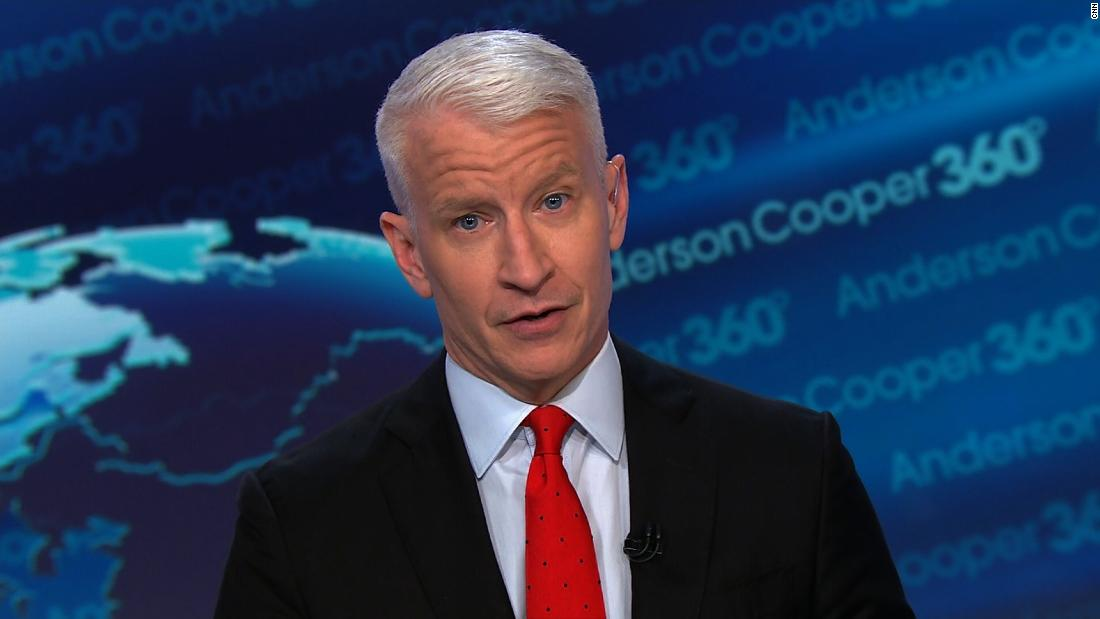 Anderson Cooper debunks Trump Jr.'s fake news claim on live television