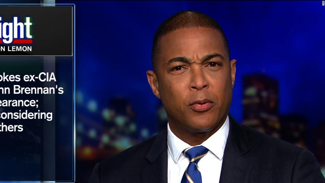 Don Lemon: Trump's actions straight out of a dictator's playbook
