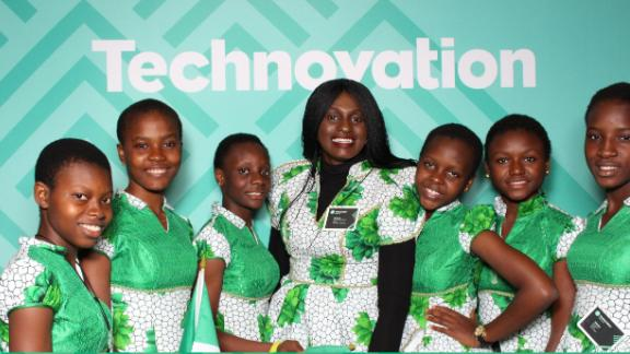 Africa is brimming with innovative ideas. These schoolgirls from Nigeria have won the 2018 Technovation Challenge for their app that detects counterfeit medicine.  Scroll through to discover the inventions and innovations coming out of Africa.