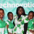 01 Nigerian girls win silicon valley contest