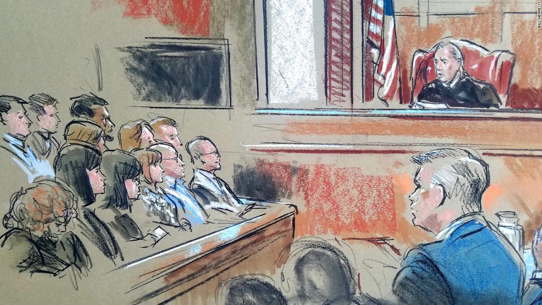 Manafort judge says he has received threats