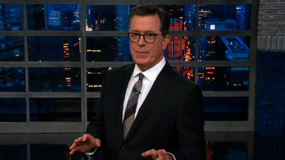 Colbert on Omarosa
