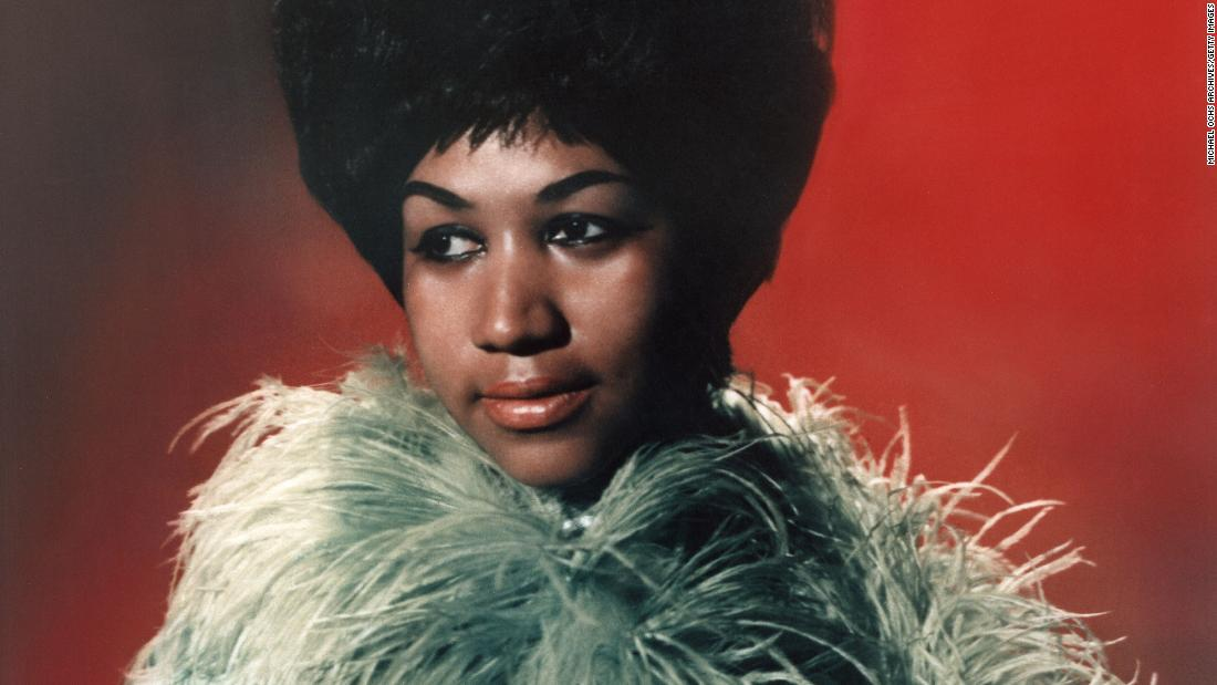 "<a href=""https://www.cnn.com/2018/08/16/entertainment/aretha-franklin-dead/index.html"" target=""_blank"">Aretha Franklin</a>, whose gospel-rooted singing and bluesy yet expansive delivery earned her the title ""the Queen of Soul,"" died August 16, a family statement said. She was 76."