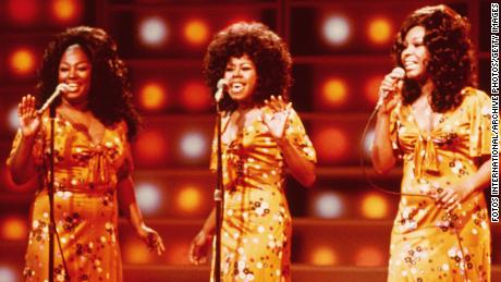 The Shirelles, inducted 1996
